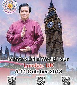 DVDs MP4 Mantak Chia World Tours