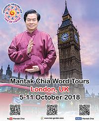 DVD Mantak Chia Word Tours