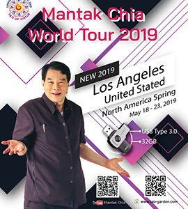USB MP4 World Tours Los Angeles, United Stated 2019